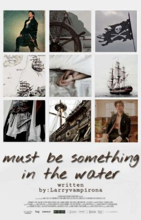 must be something in the water - portuguese version by larryvampirona