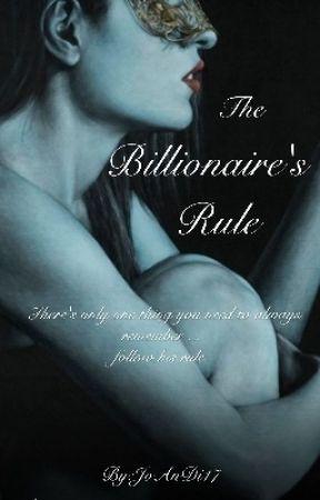 The Billionaire's Rule by JoAnDi17