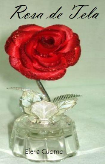 Rosa de tela