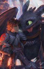 The Turquoise nightfury(Toothless X Oc) Rewrite by Irondragon4