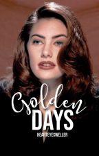 Golden Days︱𝐉𝐎𝐄𝐘 𝐓𝐑𝐈𝐁𝐁𝐈𝐀𝐍𝐈 by hearteyesweller