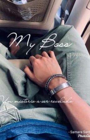 My Boss by samaraz__