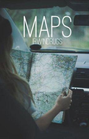 maps ⇔ luke hemmings by irwindrugs