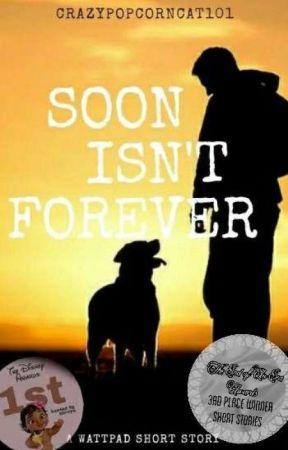 Soon isn't forever  by Crazypopcorncat101