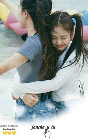 Si estuvieras en Blackpink + Jennie X Tu by LoveBabyNini