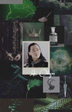 Loki imagines by beatriceloki