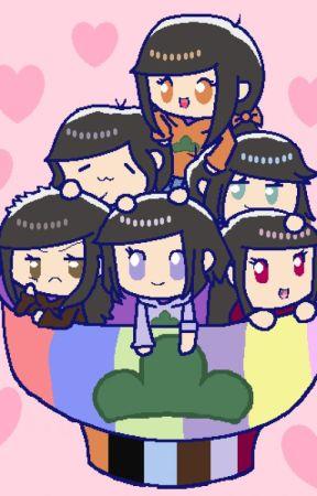 Osomatsu-san petites sœurs (AU) by lamarmotteotaku
