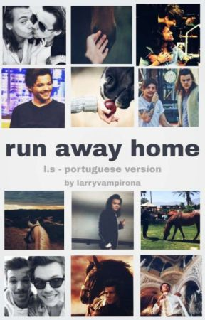 run away home - portuguese version by larryvampirona
