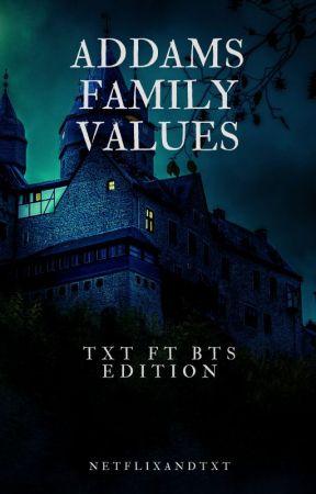 Addams Family Values by netflixandtxt