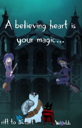 The Rift To Distant Worlds A Mao Mao And Little Witch Academia Crossover Chapter 10 Flying Lessons Wattpad Still i have so far only seen the first episode of mao mao. the rift to distant worlds a mao mao