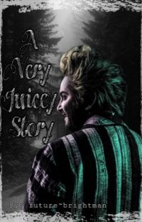 A Very Juicey Story (Beetlejuice x Reader) cover
