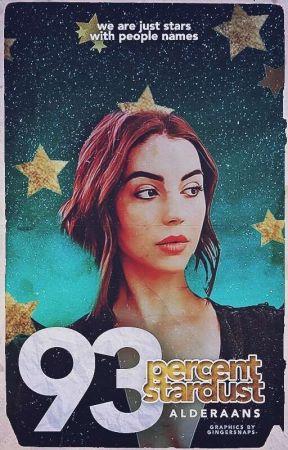 93 Percent Stardust ≛ Plot Shop by alderaans
