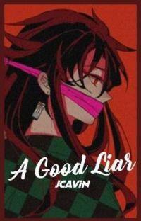 A Good Liar cover
