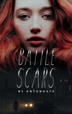 Battle Scars by Antonkate
