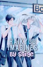 Haikyuu Imagines   by yuzusaige