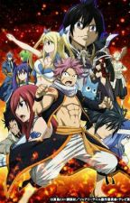Fairy Tail Legend of The Replication Dragon by Assassin1177