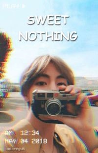 sweet nothing   taekook cover