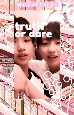 truth or dare ft. yu zeyu by wcterlily-