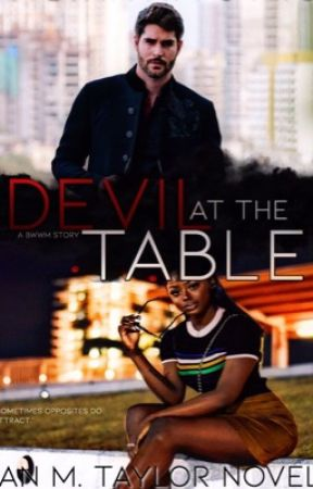 Devil At The Table by MvccAsff
