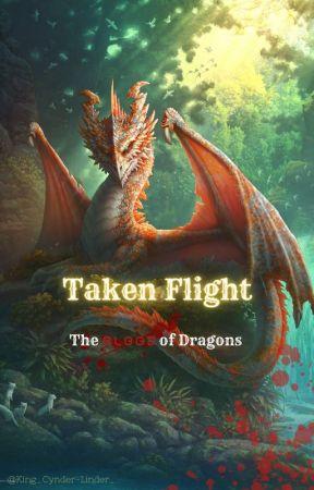 Taken Flight: The Blood of Dragons (BxB) by King_Cynder-Linder_