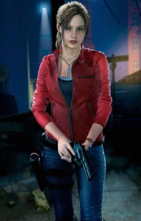 Claire Redfield (Re2 remake) x male neglected teen reader  by Bat117