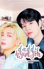 daddy hyunjin   seungjin by seungjined