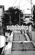 Subtitulos ✘ Milo x Camus by kissinthedarkness