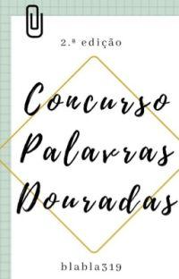 Concurso Palavras Douradas (inscrições fechadas) cover