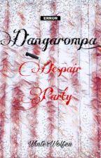Dangarompa: Despair Party.       (with my oc's) by WinterWolfen