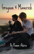 Greyson and Maverick   boy x boy by Rowan_Adoria