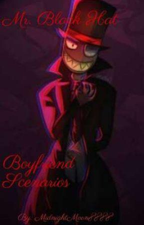 Mr. Black Hat Boyfriend Scenarios by MidnightMoon8888