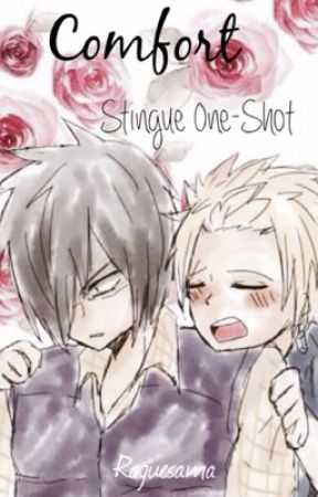 Comfort [Stingue One-Shot] by roguesama