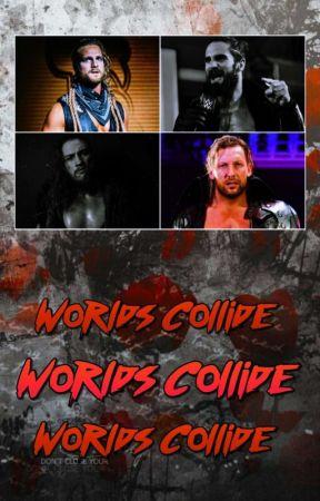 Worlds Collide  by AmbrolleignsGirl20