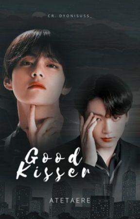 Good Kisser - Taekook by atetaere