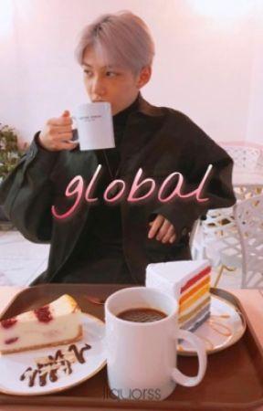 global || lee felix  [on hold] by liquorss