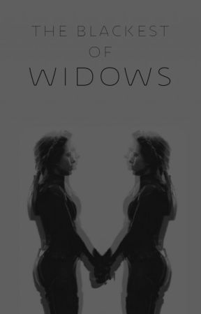 the blackest of widows || n. romanoff ASSEMBLE  by lilyroselilac24