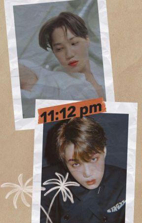 11:12 pm ↠ jongin by chogiwae