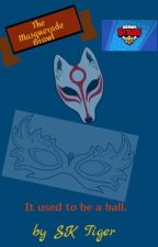 The Masquerade Brawl by SK_Tiger