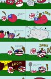 WW2 explained in countryballs cover