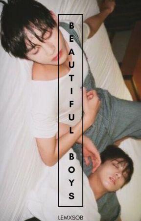 TK // Beautiful boys  [Recueil d'Os] by lemxsob