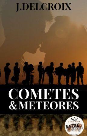 Comètes & Météores : TERMINÉ by JDelcroix