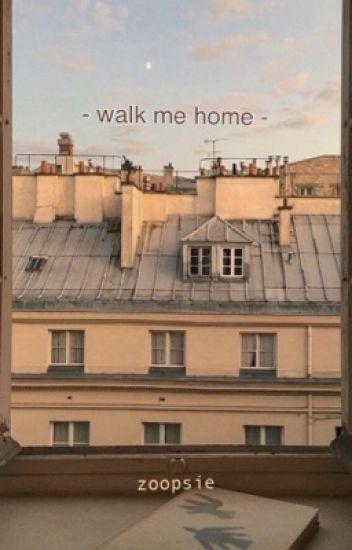 walk me home // bokuaka