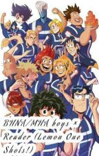 BHNA/MHA boys × Reader lemon one shots (REQUESTS CLOSED!) by XxBxitchyMaxinexX