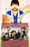 Ang BOYISH at Ang 5 GWAPO ( Completed ) cover