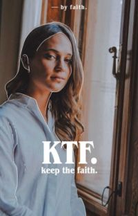 Keep The Faith ▹ TWD cover