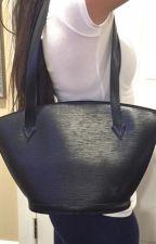 Louis Vuitton Black Epi St Jacques by divyagtr