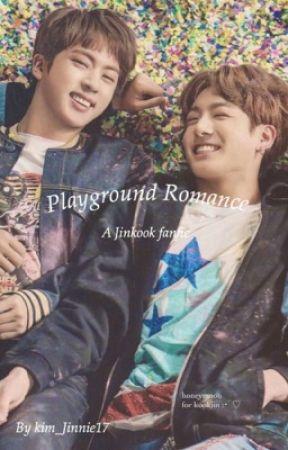 Playground Romance by jinnie_cheekies
