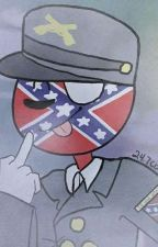 Confederate States of America  by The-Lone-Star