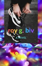 Roy G. Biv by ErinClaireACuda