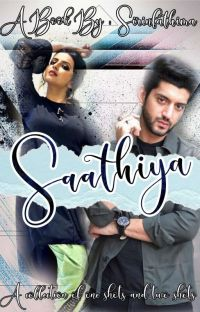SAATHIYA - A Rikara OS Book cover